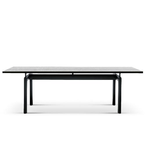 Lc 6 tavolo le corbusier cassina arredamento idea biella - Le corbusier tavolo ...