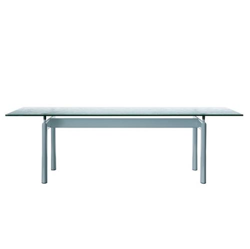Lc6 tavolo le corbusier cassina arredamento idea biella - Tavolo cristallo le corbusier ...