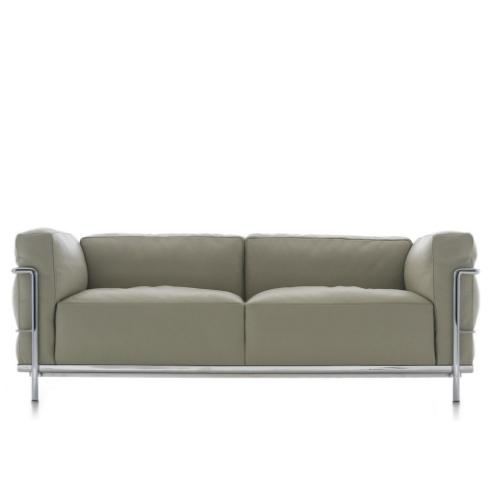 LC3 divano Le Corbusier Cassina | Arredamento Idea Biella