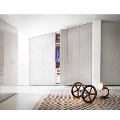 armadio al centimetro mansarda battente lema   Arredamento Idea Biella