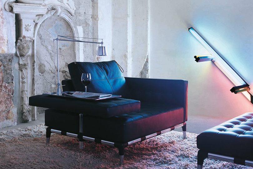 Mobili Di Design Famosi : La storia di cassina: divani sedie e arredamento di design dal 1927