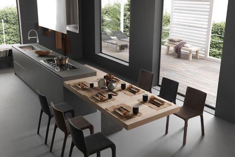 Cucine Di Lusso Design : La storia di modulnova: cucine di lusso bagni e living