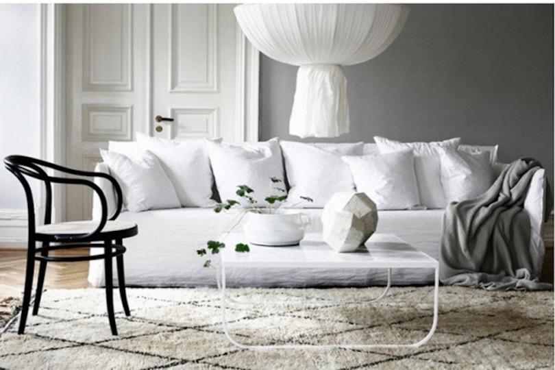 Come arredare un soggiorno per renderlo perfetto in 4 semplici mosse