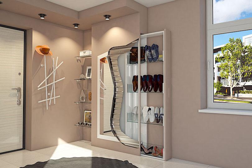 Rivaluta lo spazio di casa tua con i sistemi per lo scorrimento di Protek