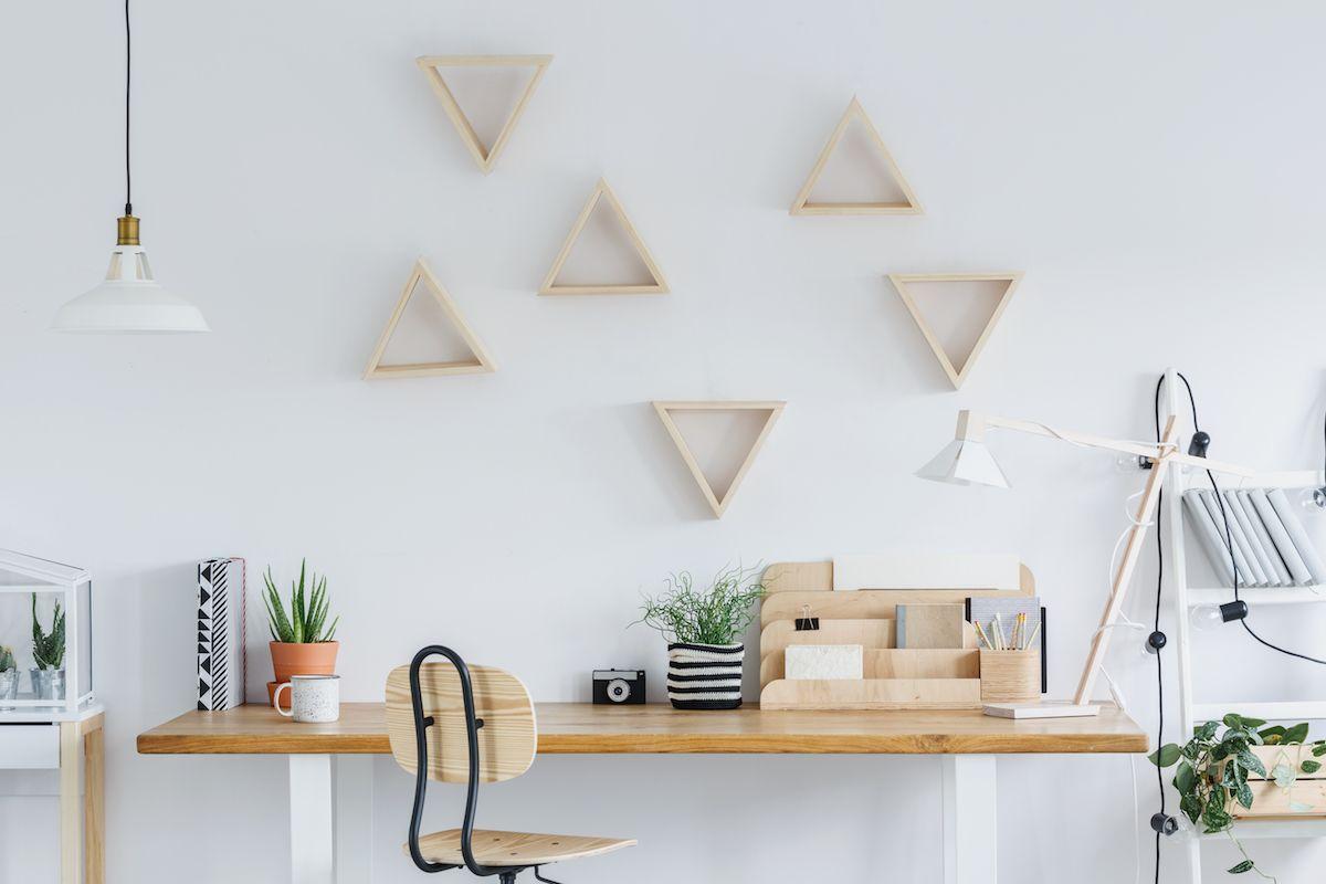 Consigli Per La Casa arredamento studio in casa: 5 consigli per un ufficio