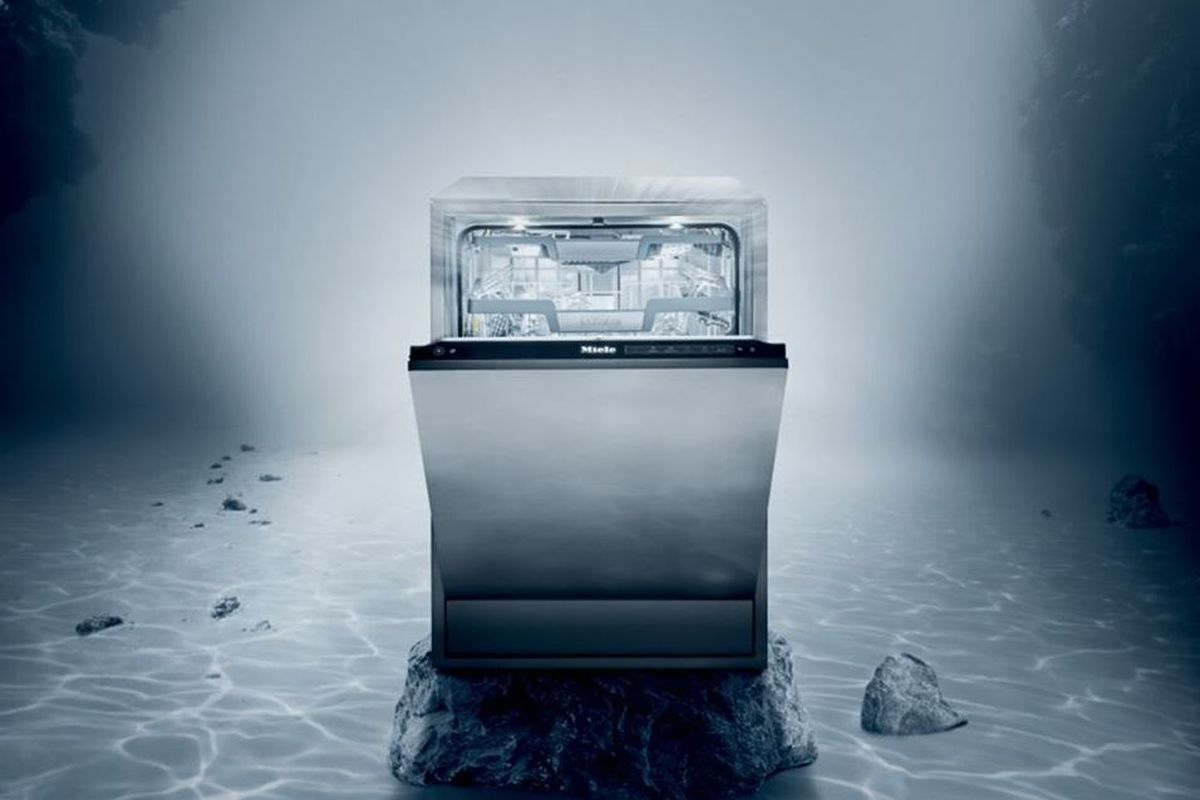 Miele guarda al futuro con la linea di lavastoviglie con dosaggio automatico