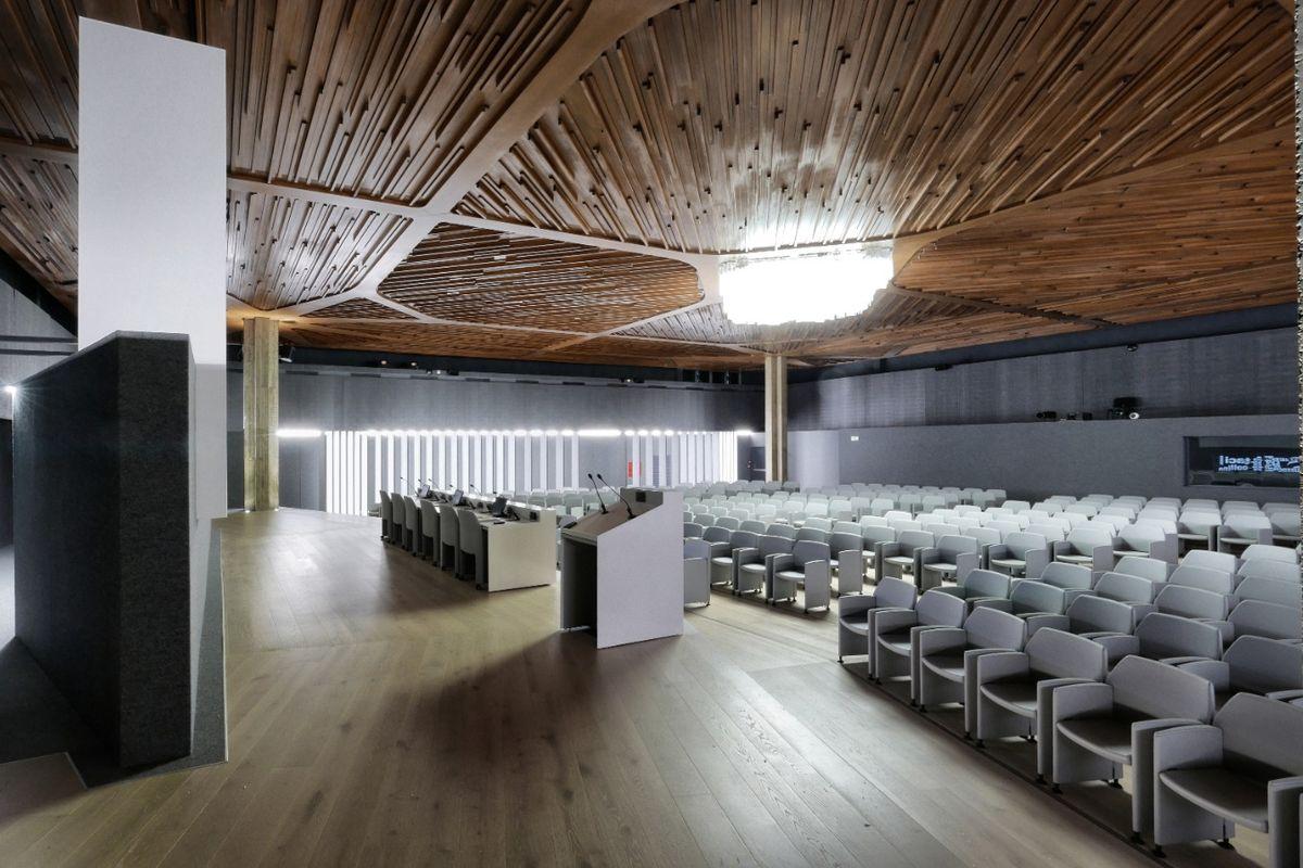 I progetti di Idea: alla sala conferenza della Biblioteca Nazionale Centrale di Roma